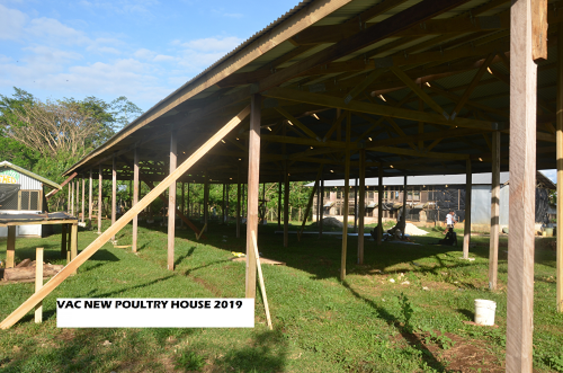 Farm New Poultry House